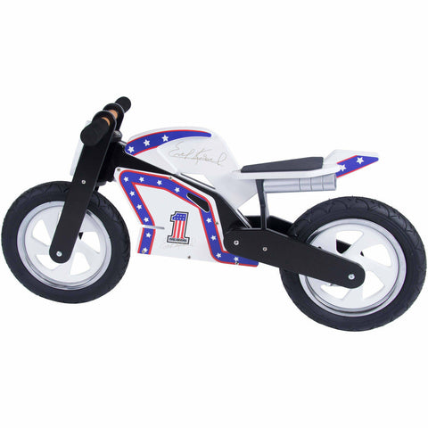 Image of Official Kiddimoto Evel Knievel Balance Bike