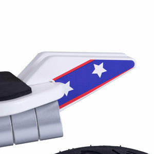 Kiddimoto Evel Knievel Official Kids Balance Bike