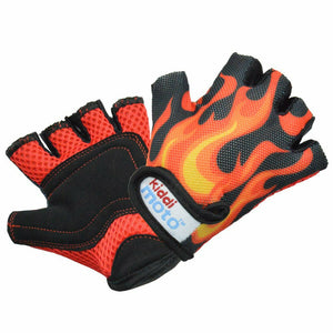 Flame Cycling Gloves