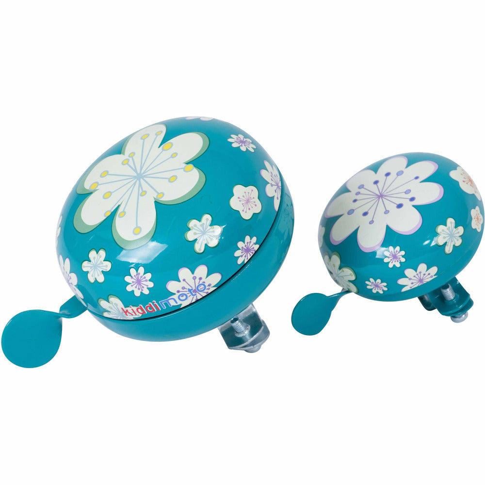 Kids Floral Bike Bell From Kiddimoto