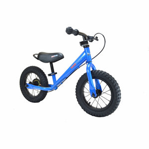 Blue Super Junior Max Metal Balance Bike