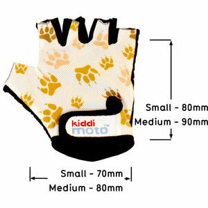 Paws Cycling Gloves