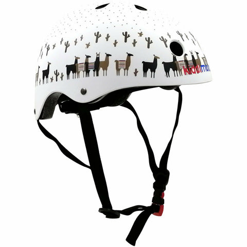 Image of Llama Bicycle Helmet