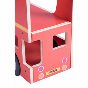 Kiddimoto Wooden London Bus
