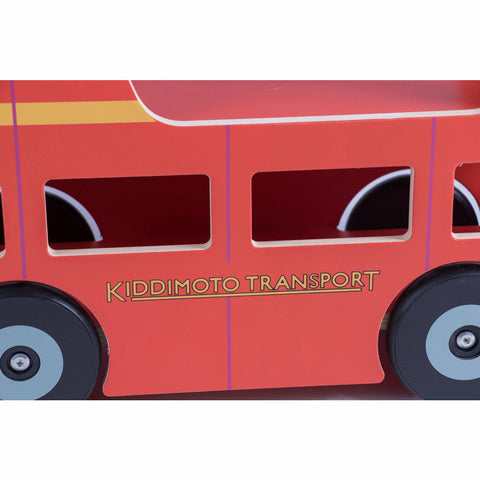 Image of London Bus Ride On From Kiddimoto