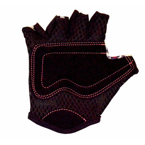 Kiddimoto Love Cycling Gloves Backhand