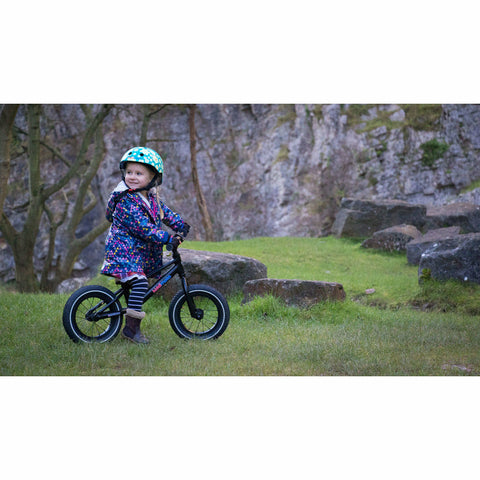 Image of Kiddimoto Black Mountain Bike