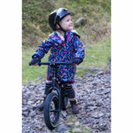 Kiddimoto Black Mountain Bike