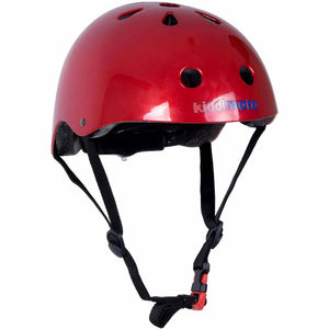 Metallic Red Kids BMX/Bike Helmet