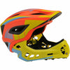 IKON Full Face Helmet | Orange/Yellow