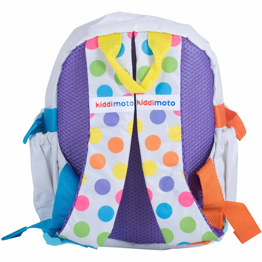 Pastel Dotty Large Back Pack