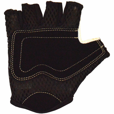 Kiddimoto Paws Printed Cycling Gloves Back