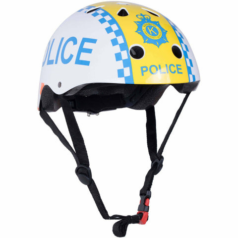 Image of Kiddimoto Police Bike Helmet