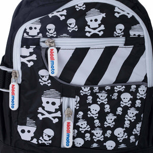 Kiddimoto Skull Backpack For Kids