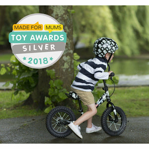 Skullz Super Junior Max Metal Balance Bike - PRE-ORDER. COMING IN JUNE