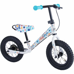 Kiddimoto Stars Super Junior Max Metal Balance Bike