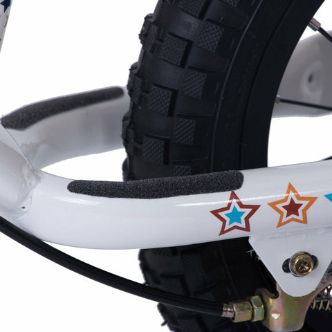 Image of Kiddimoto Stars Super Junior Max Metal Balance Bike Bar