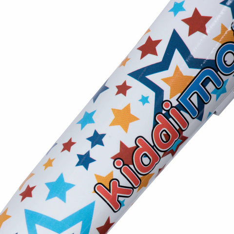 Image of Kiddimoto Stars Super Junior Max Metal Balance Bike Logo