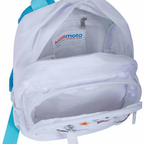 Image of Kiddimoto Star Print Backpack For Kids