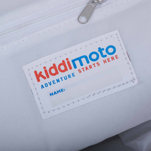 Image of Kiddimoto Kids Star Pattern Backpack