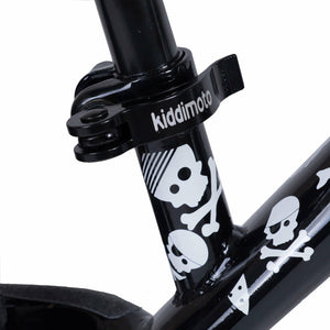Kiddimoto Skullz Super Junior Max Metal Balance Bike Bar