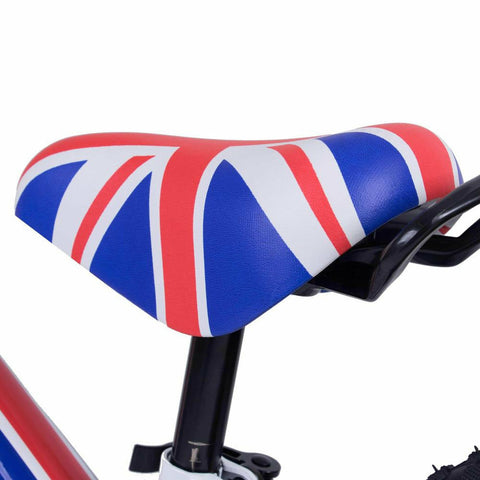 Kiddimoto Union Jack Super Junior Max Metal Balance Bike Seat