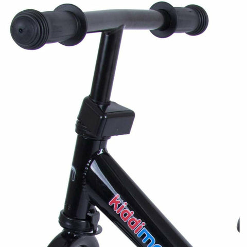 Black Super Junior Metal Balance Bike - MORE COMING SOON