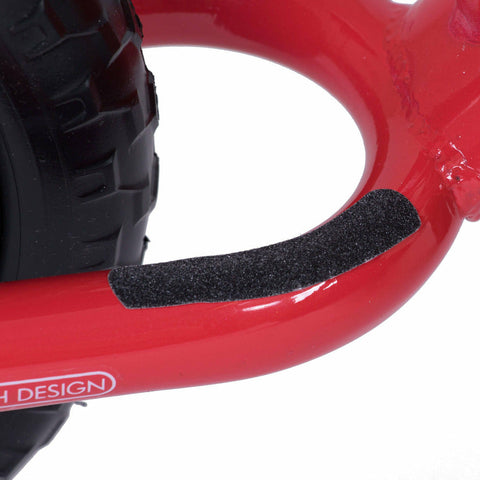 Image of Kiddimoto Red Super Junior Metal Balance Bike Bar