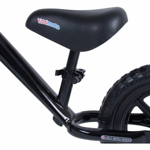 Image of Black Super Junior Metal Balance Bike - MORE COMING SOON