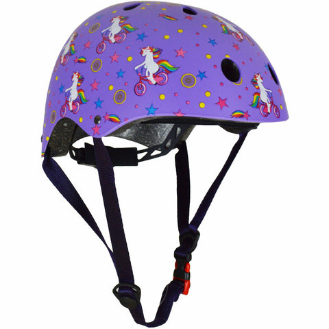 Image of Kiddimoto Unicorn Bicycle Helmet