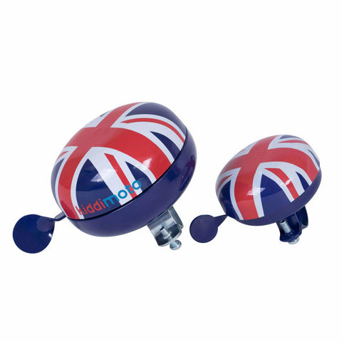 Image of Kiddimoto Union Jack Kids Bike Bell