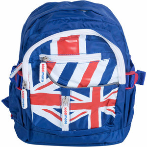 Kiddimoto Kids Union Jack Backpack