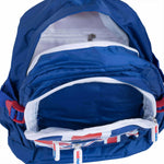 Union Jack Print Kids Backpack From Kiddimoto
