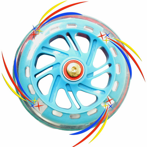 Image of Kiddimoto Stars Super u-Zoom Scooter Tyre