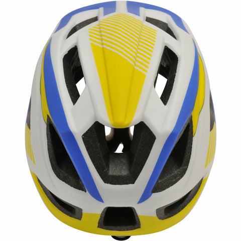 Image of IKON Full Face Helmet - White/Blue