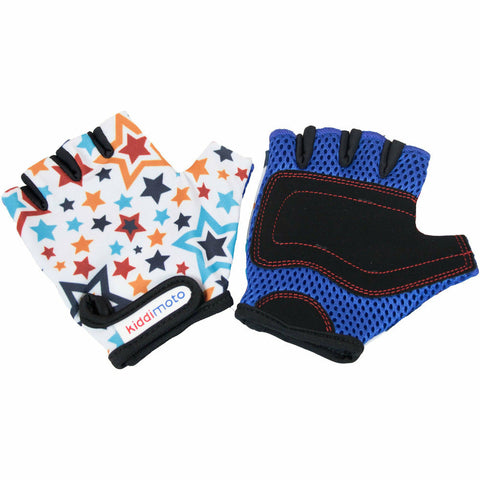 Kids Protective Bike Gloves Stars