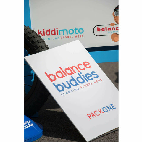 Balance Buddies Balance Bike Resource For Early Years - Activity Pack For 22 Months And Up