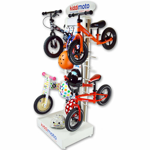 Scooter Display Stand Side