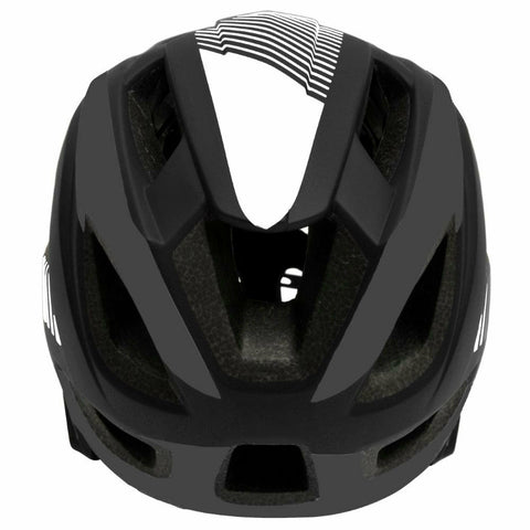 IKON Full Face Helmet - Black
