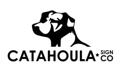 Catahoula Sign Co