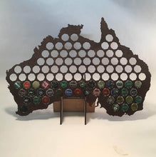 Load image into Gallery viewer, Australia Beer Cap Map