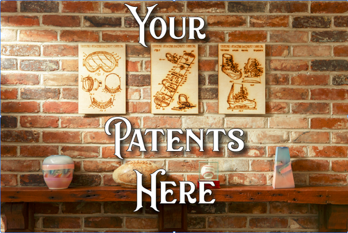 Order a New Patent