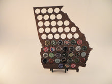 Load image into Gallery viewer, Georgia Beer Cap Map