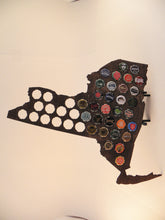 Load image into Gallery viewer, New York Beer Cap Map