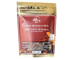 Relaxing Rocco Chai Masala Loose Leaf Tea