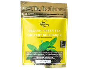 Package of Relaxing Rocco Loose Leaf Tea
