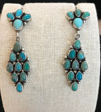 Load image into Gallery viewer, Turquoise Earrings