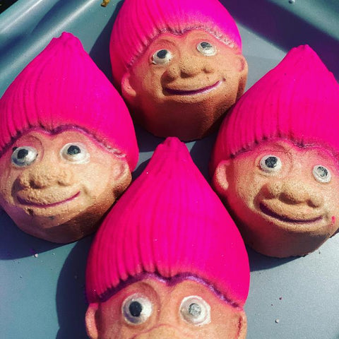 Odds - Troll Doll Bath Bomb