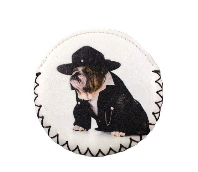 Coin Purse - Bulldog