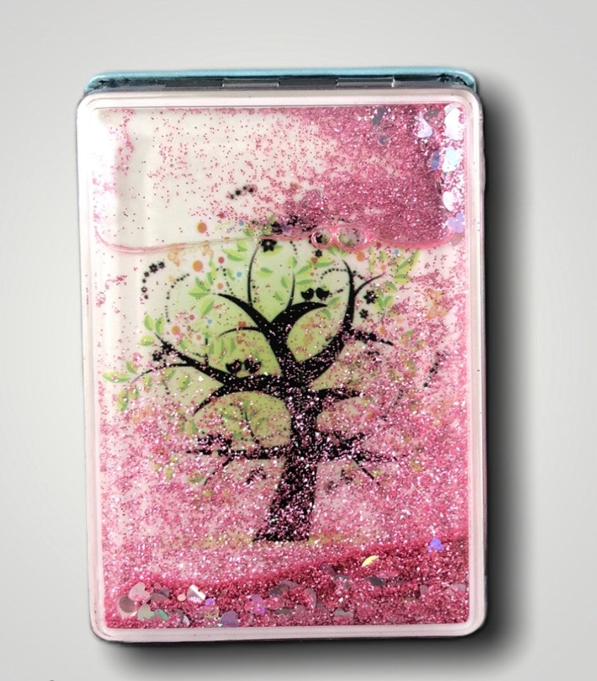 Compact Mirror - Tree Of Life